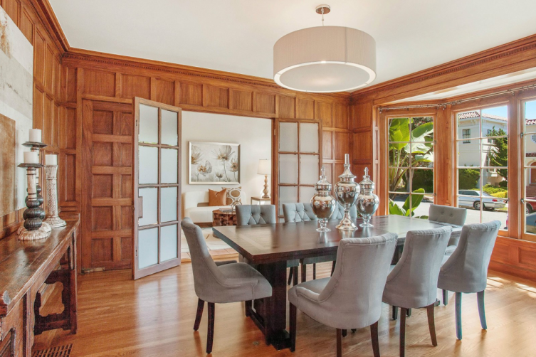 Sotheby's International Realty: Exceptional Sea Cliff Home