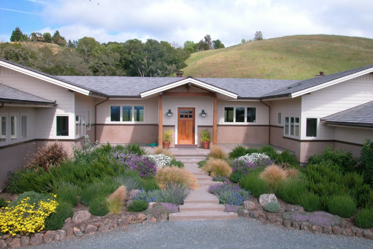 Sotheby's International Realty: Leading Edge Design and Craftsman