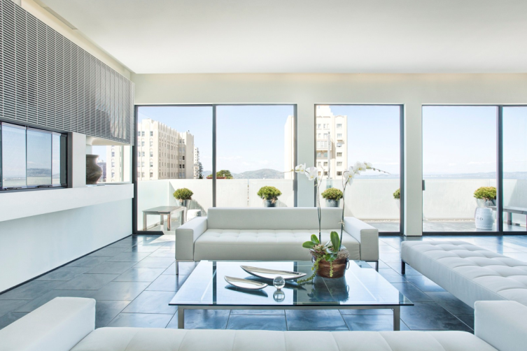 Sotheby's International Realty: Russian Hill View