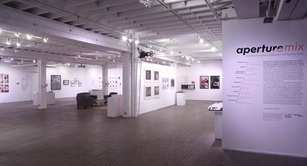 Aperture Gallery, image via Aperture