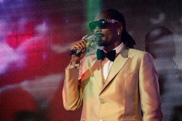 Snoop Dogg Performs at TAO