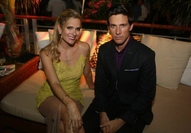 Jessica Anderson and Travis Smith