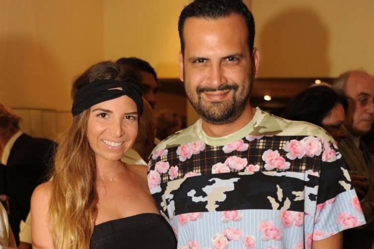 Tara Sokolow Benmeleh and Pepe Mar