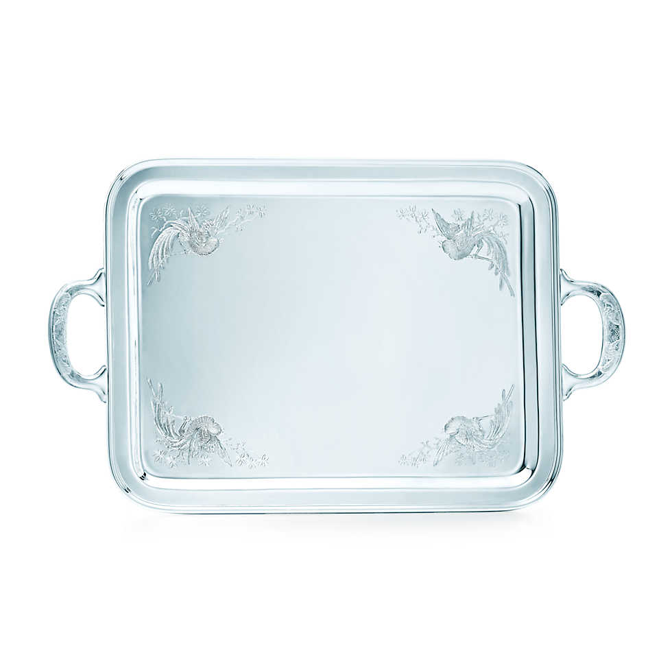 Tiffany and Co Audubon Tray