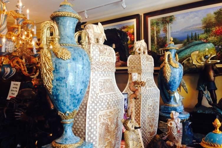 Treasures at Royal Antiques