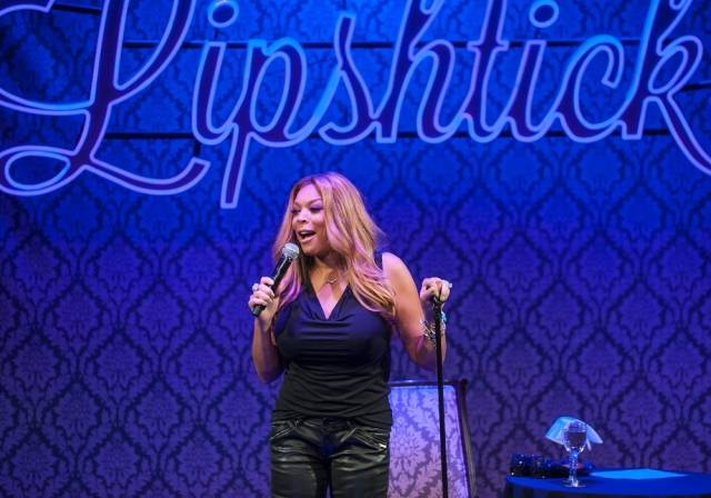 Wendy Williams Kicks-Off LIPSHTICK – THE PERFECT SHADE OF STAND-UP at Th...-1