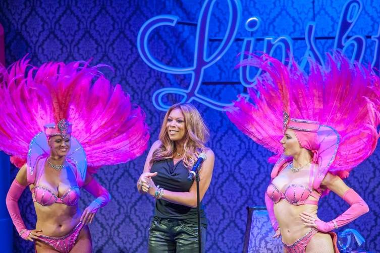 Wendy Williams Kicks-Off LIPSHTICK – THE PERFECT SHADE OF STAND-UP at Th...