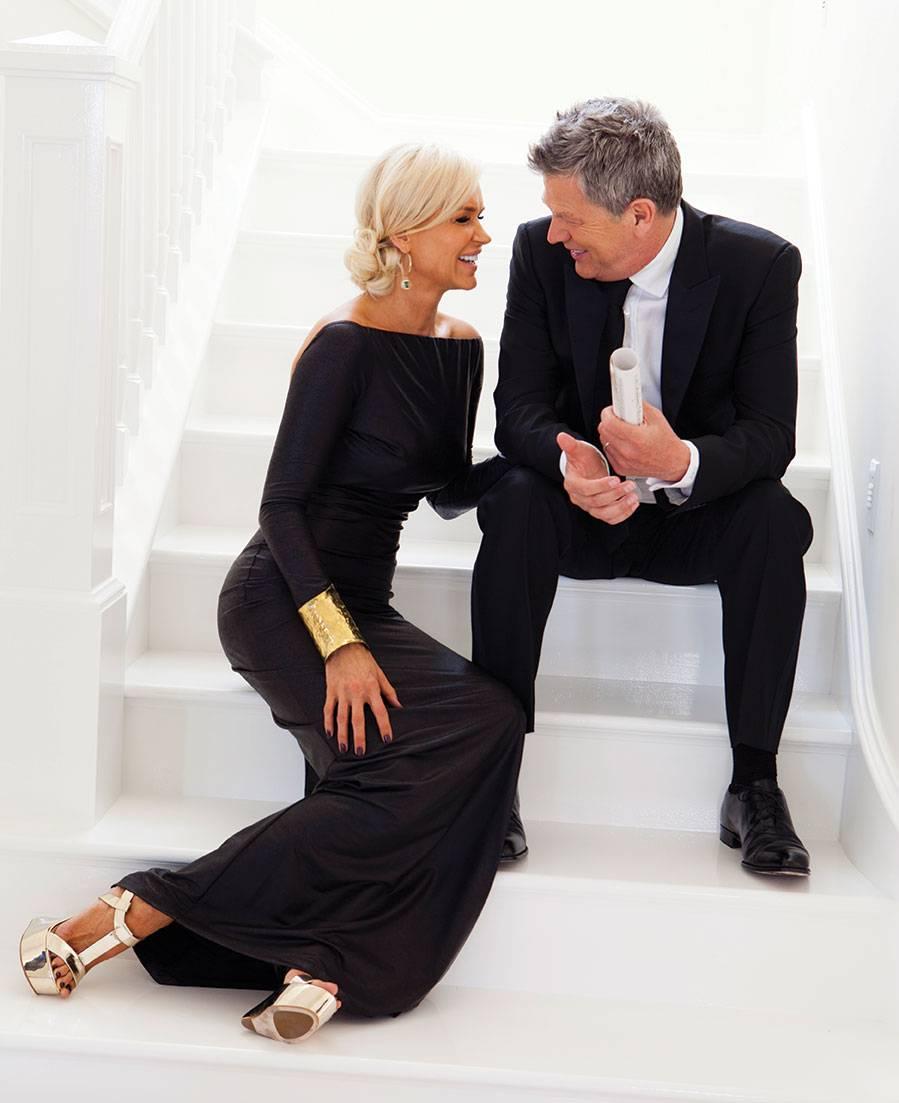 Yolanda David and Jim Jordan