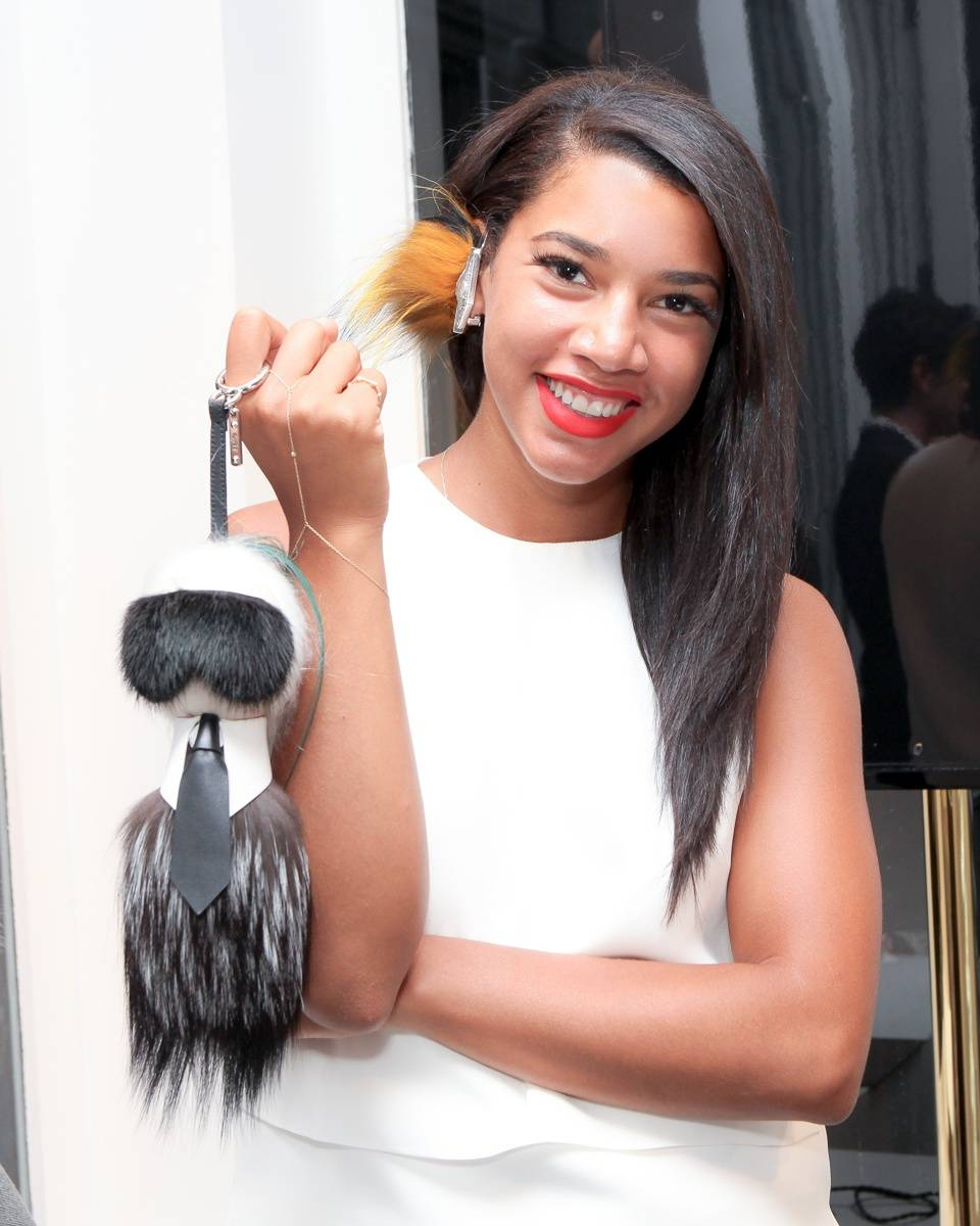 DJ Hannah Bronfman, Photo by Billy Farrell