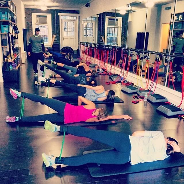 The Top 5 Core Workouts In Nyc For Bikini Season