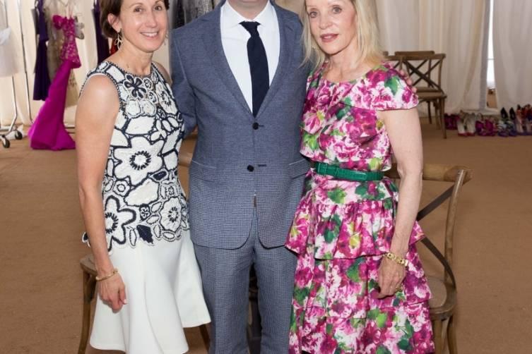 Susan Maersk-Moller, Robert Arnold-Kraft, Barbara Brown