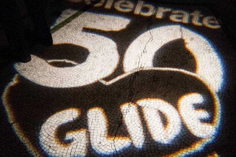 Glide's 50th