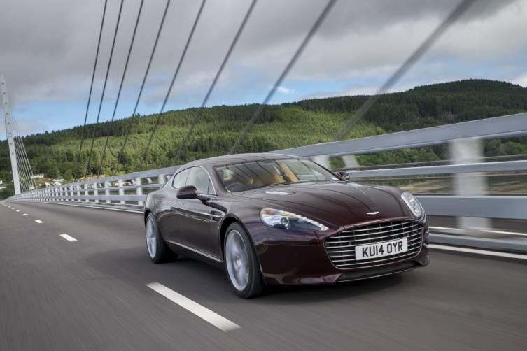 Aston Martin 2015 Rapide S