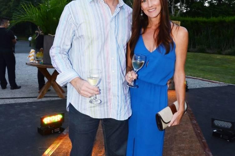 Scott Benesch and Michele Benesch