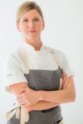 Chef Casey Thompson of Aveline