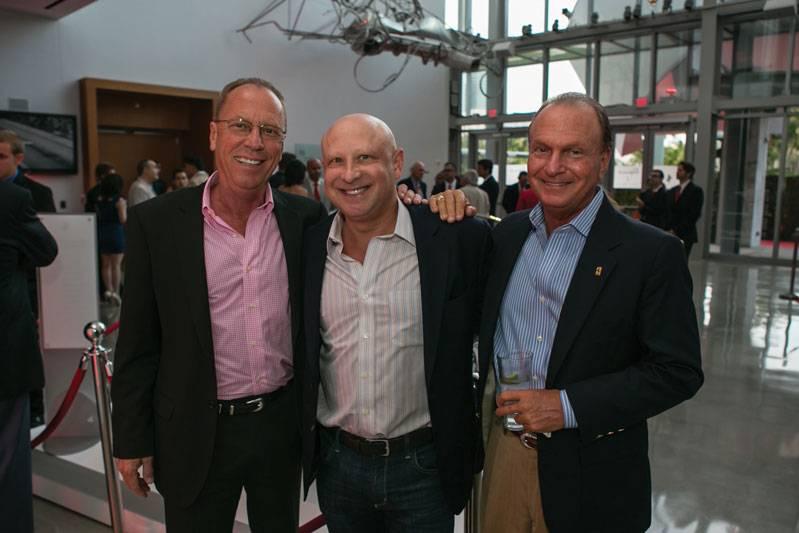 en Correale, Dr. Jason Pozner, John Levy