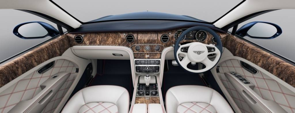 Bentley Mulsanne    Photo courtesy of Bentley Motors