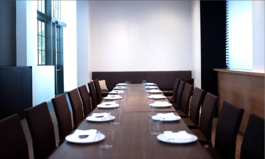 Private Dining Rooms In San Franicsco