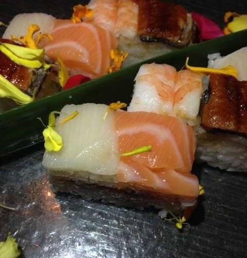 Box Sushi at St. Regis