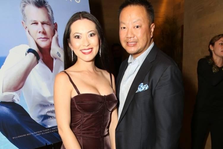 Christine & Dr. Gabriel Chiu