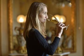 Elise Losfelt, Oenologist, Moet & Chandon by Leif Carlson 3