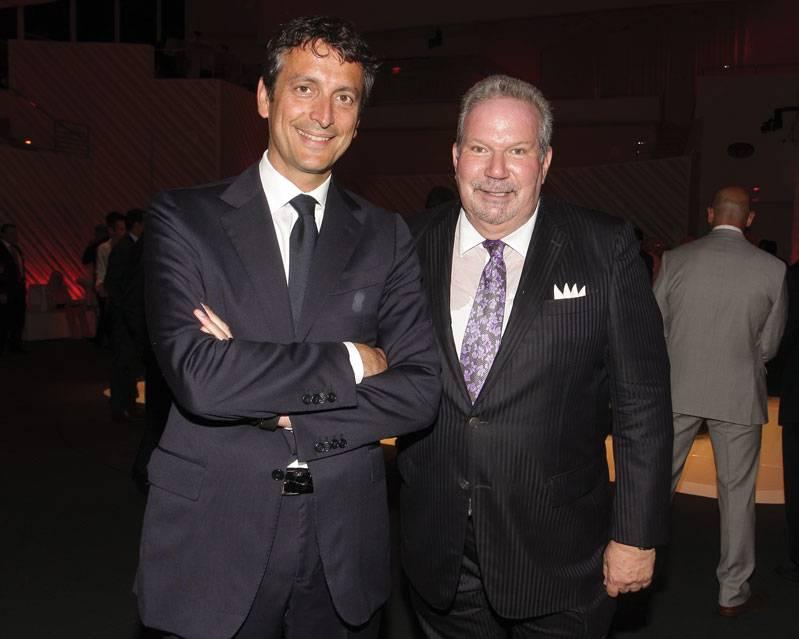 Enrico Galliera, Ken Gorin