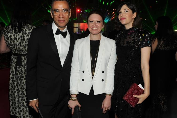 Fred Armisen, Natasha Lyonne, Carrie Brownstein