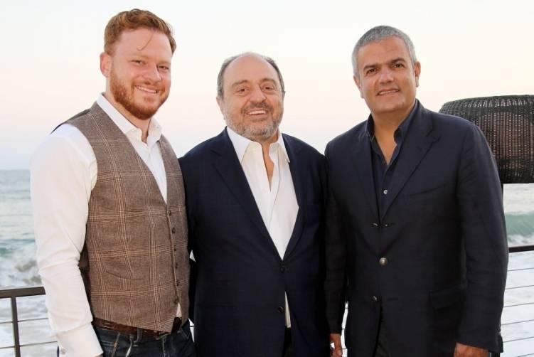 Greg Simonian, John Simonian & Ricardo Guadalupe