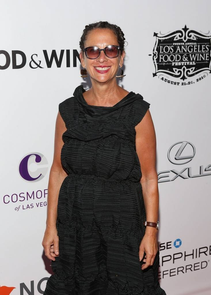 Chef Nancy Silverton attends LIVE On Grand Presented by Lexus, Hosted by Chef Michael Chiarello