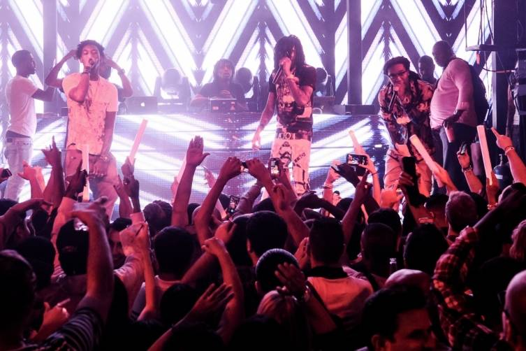 Migos Performs at Marquee