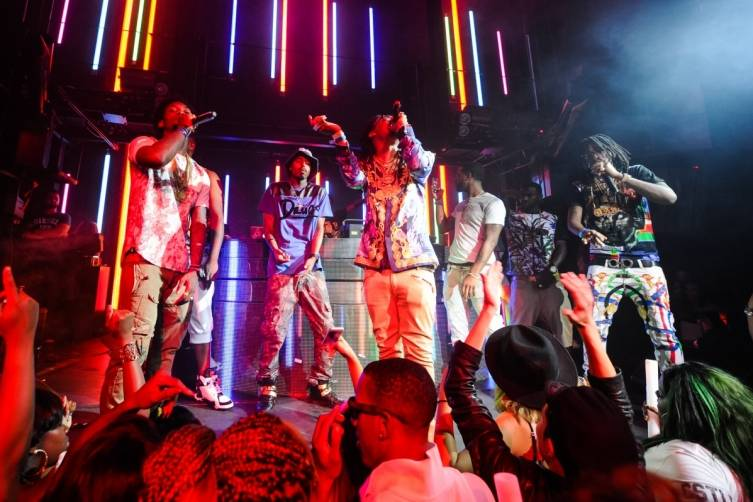 Migos at Marquee Nightclub