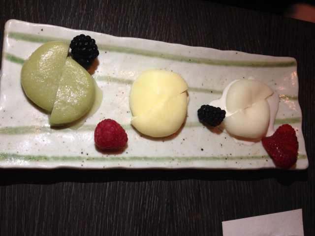Mochi Ice Cream Combo
