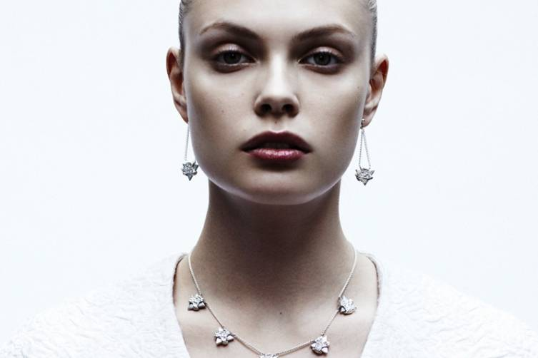 Model---Ashes-Point-Earrings-and-Necklace