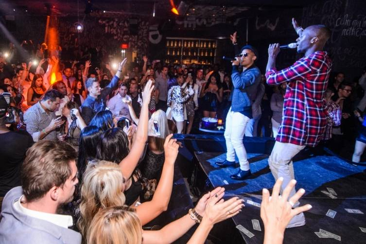 Nico & Vinz perform at Foxtail. Photos: Al Powers/Powers Imagery