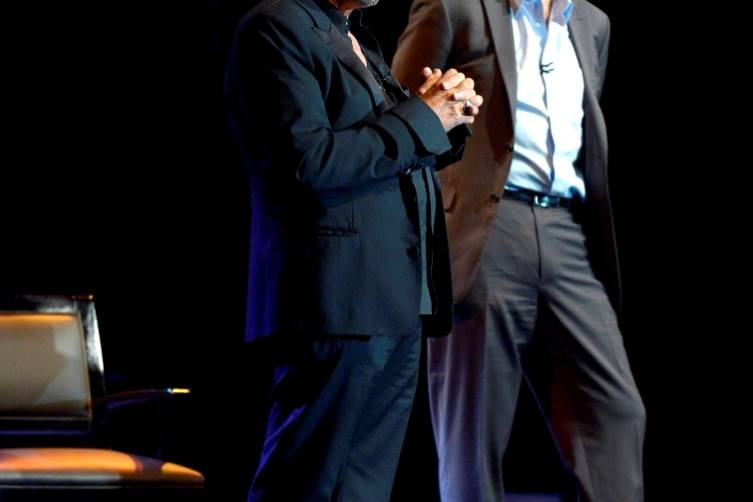 Pacino One Night Only at The Mirage - Photo by Bryan Steffy 03