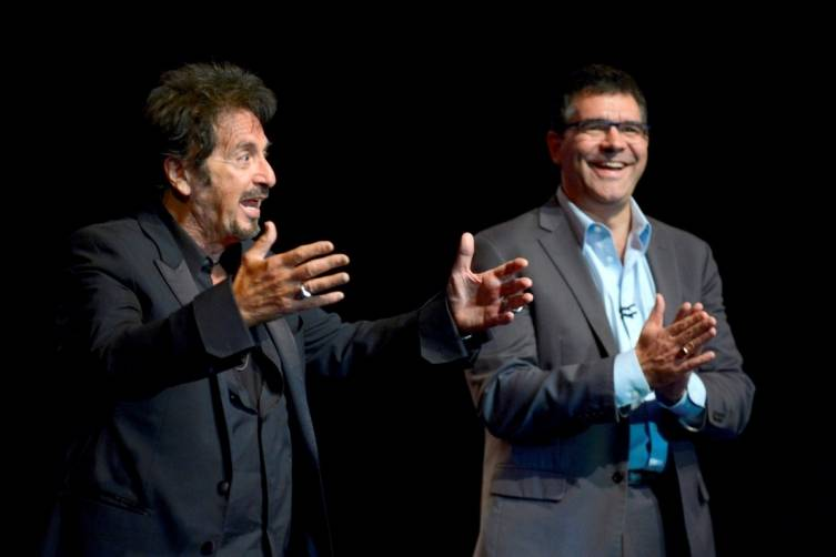 Pacino One Night Only at The Mirage - Photo by Bryan Steffy 04