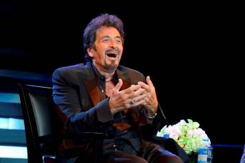 Pacino One Night Only at The Mirage – Photo by Bryan Steffy 09
