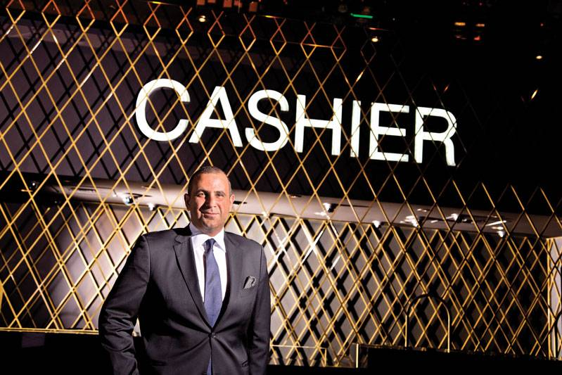 Nazarian cashes out