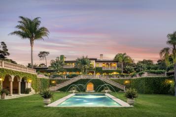 Sotheby's International Realty: World Class Montecito Estate