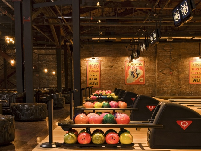 Brooklyn Bowl, image via brooklyncruiser.com