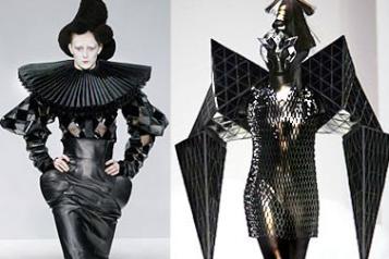Gareth Pugh Set to Stun at New York Fashion Week