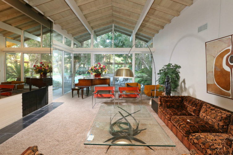 Classic Mid-Century Modern Home –Sotheby's International Realty