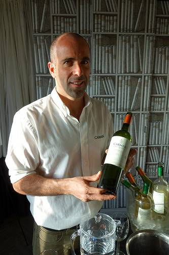 Sebastián Labbé of Carmen