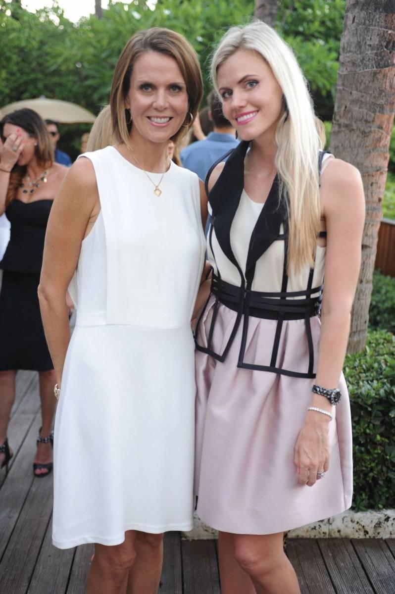 Suzy Biszantz & Kristin Ducote