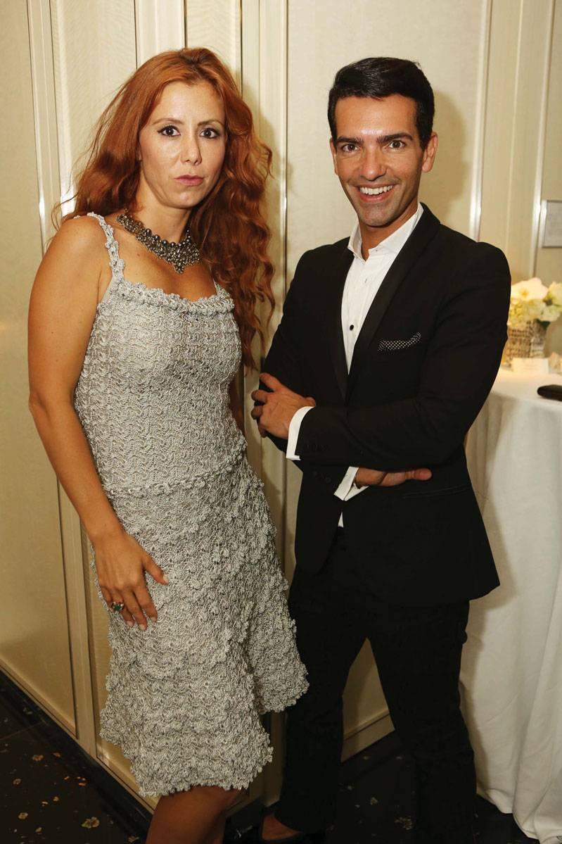 Vanessa Montoro & Raphael Mendonca