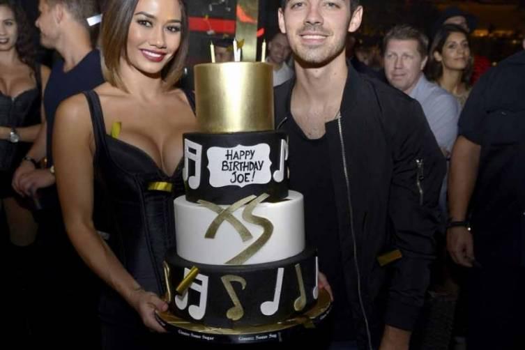 XS - Joe Jonas 25th birthday 2