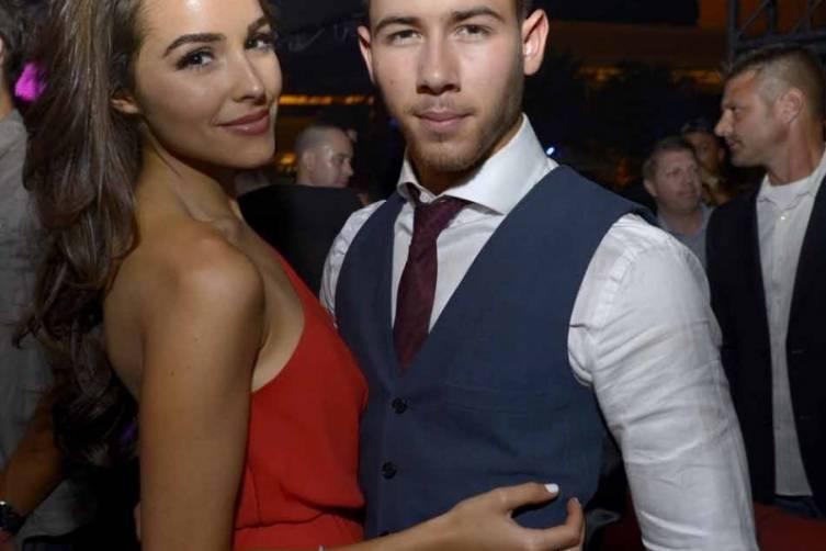 XS - Joe Jonas birthday - Nick Jonas Olivia Culpo