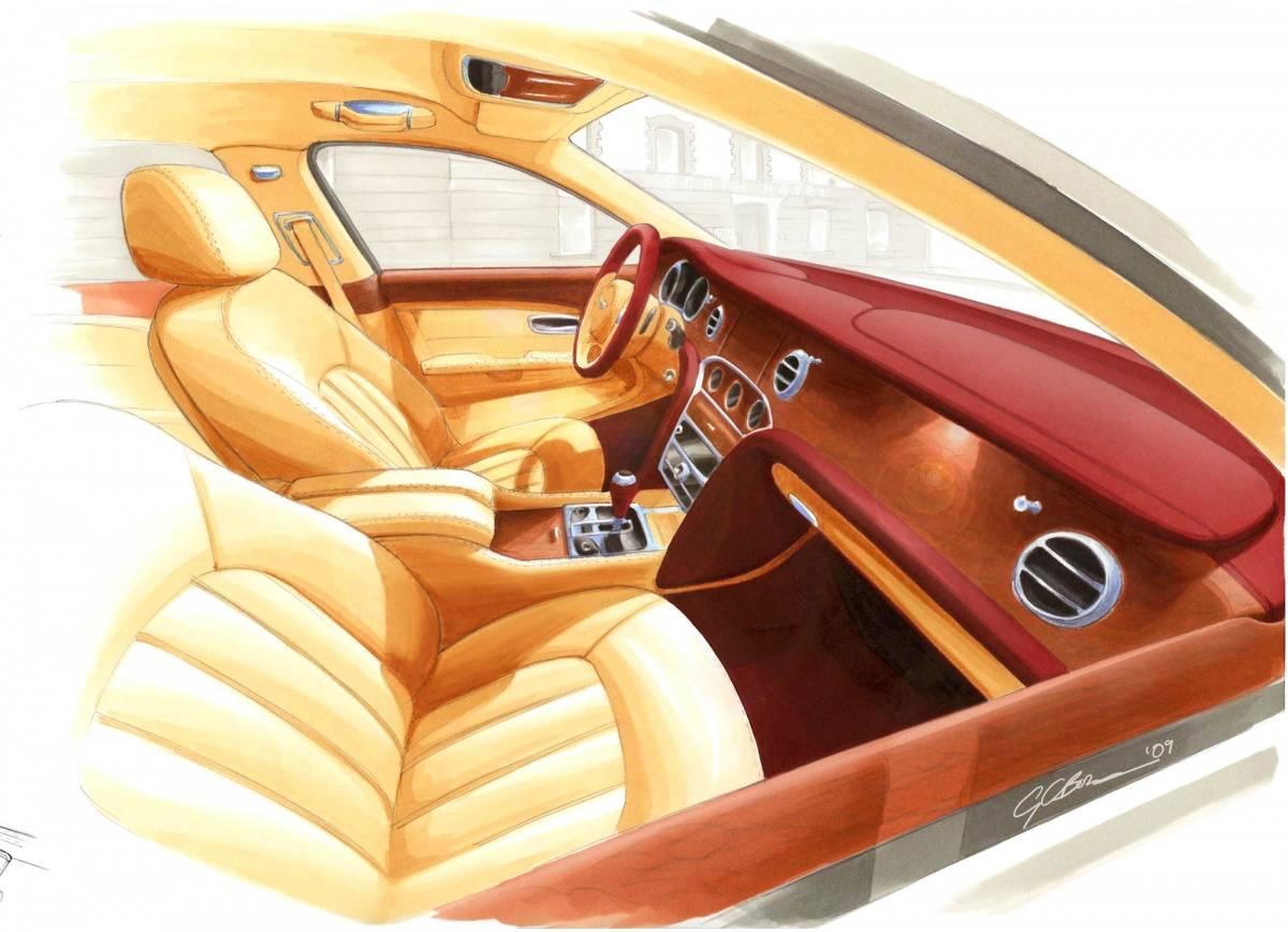 5 Unique Interior Design Features Of The Bentley Mulsanne