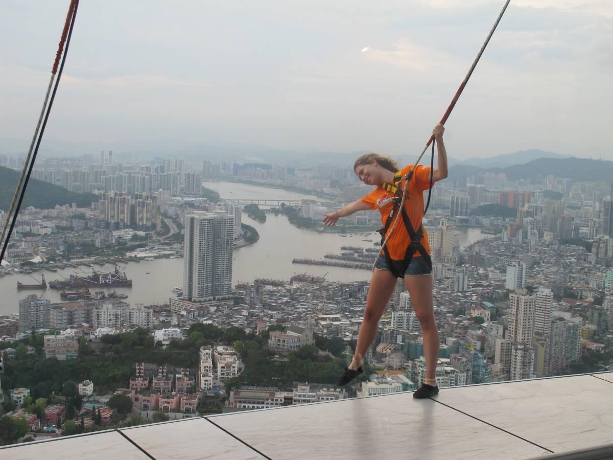 me-dangling