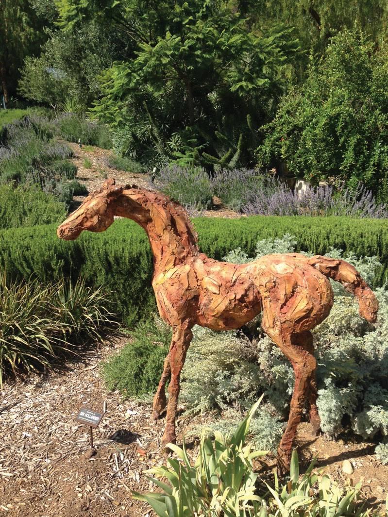 Sculpture by Siri Hollander